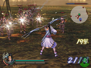 Samurai Warriors Games